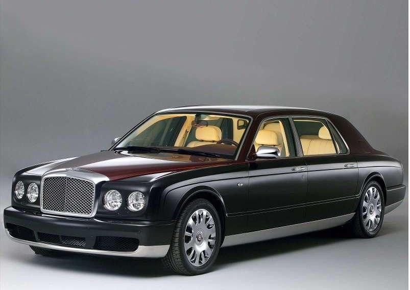 Bentley Arnage Limousine 2007