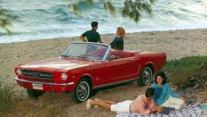 Ford Mustang 50 De Ani