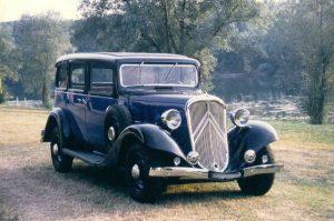 Citroen Rosalie 1936