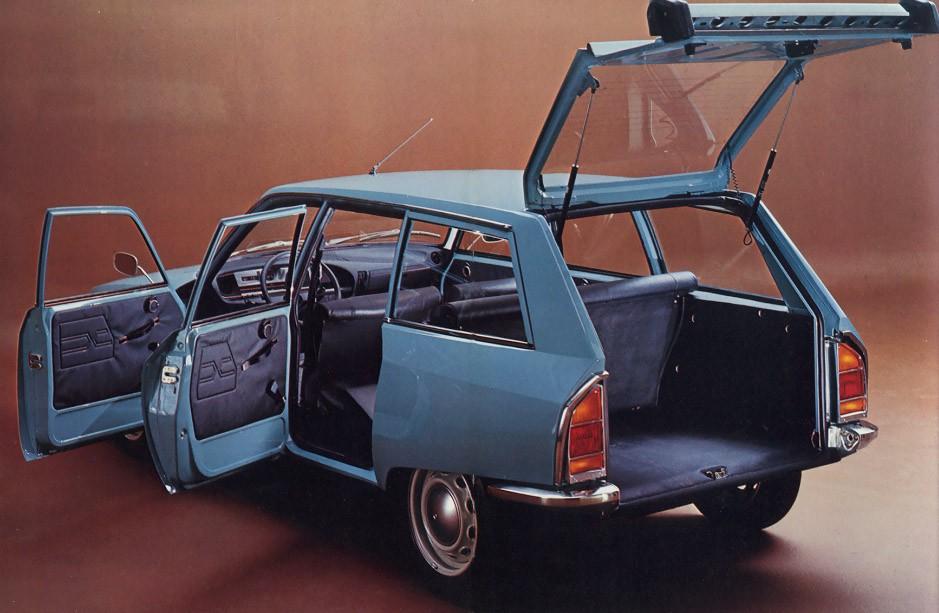 Citroen GS Break 1971