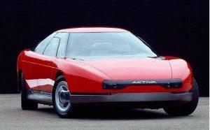 Citroen Activa Concept Car