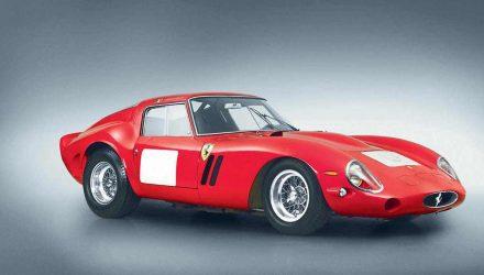 Ferrari 250 GTO Prima Poza