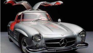 Mercedes 300 SL O Legenda