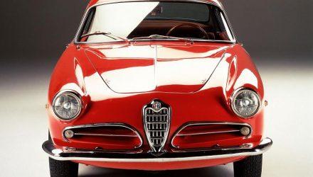 Alfa Romeo Giulietta Prima Poza