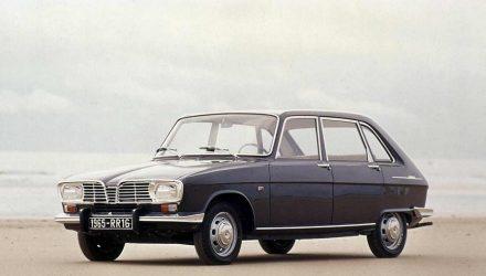 Renault 16 Primul Hatchback