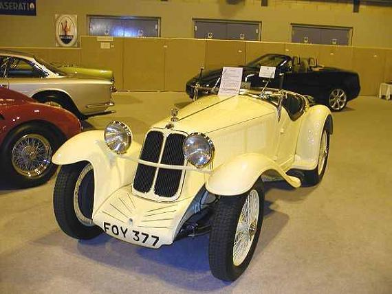 Maserati Tipo 4CS 1100