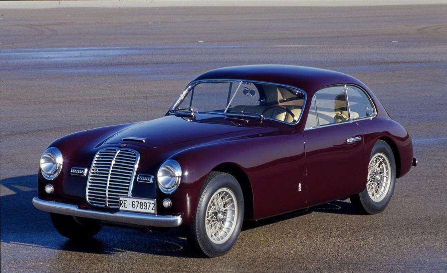 Maserati A6 1500 Pininfarina 1949