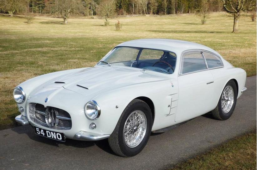Maserati A6 G54 Zagato
