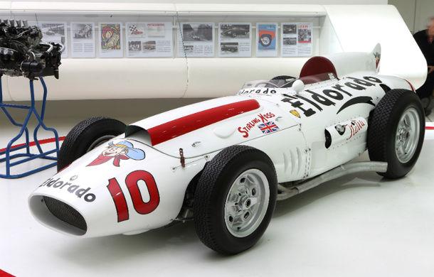 Maserati 420M Eldorado 1958