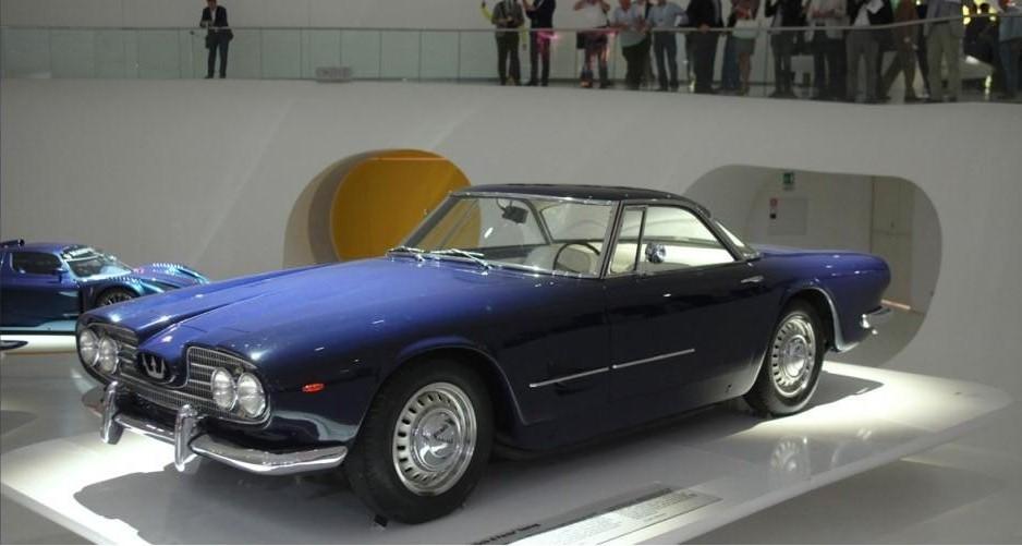 Maserati 5000 GT Touring Sahul Persiei 1959
