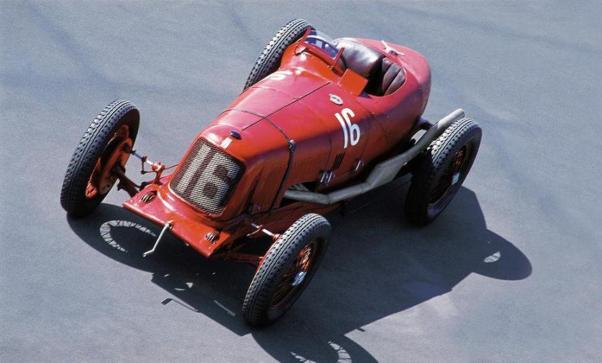 Maserati Tipo 26 B