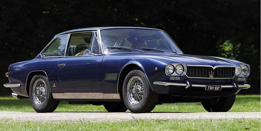 Maserati Mexico 1972