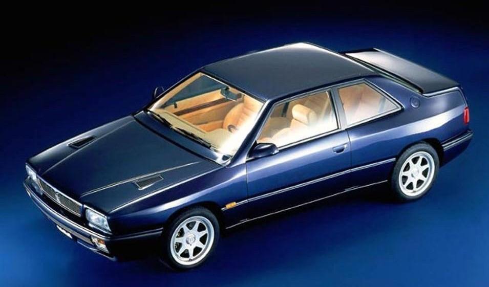 Maserati Ghibli 1994