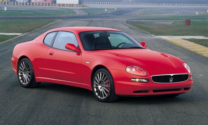 Maserati 3200GT Assetto Corsa 2001