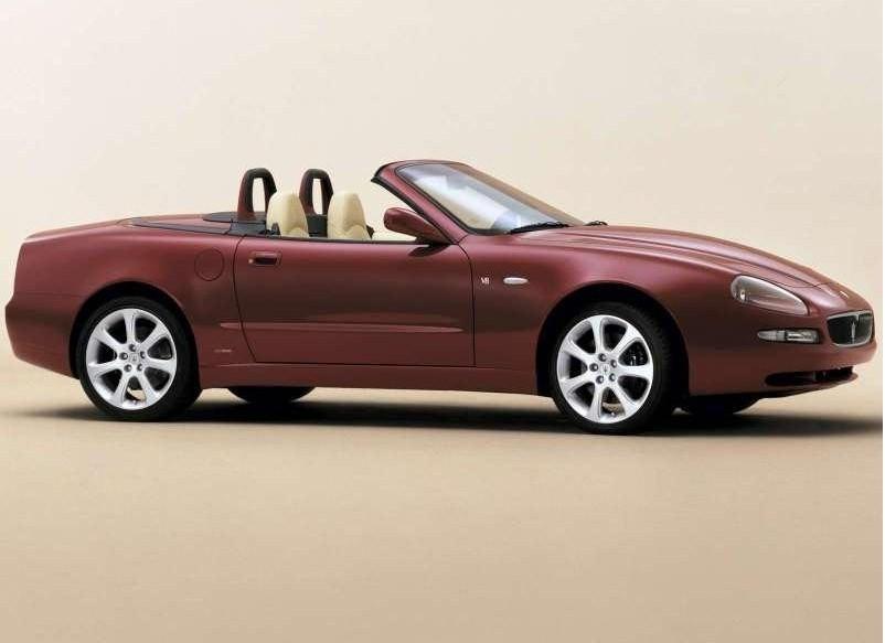 Maserati Spyder 2003