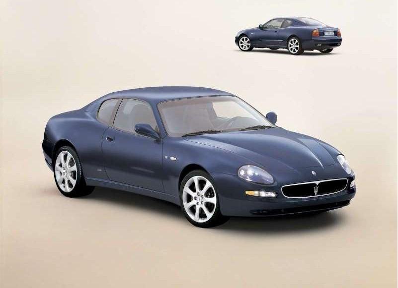 Maserati Coupe 2003