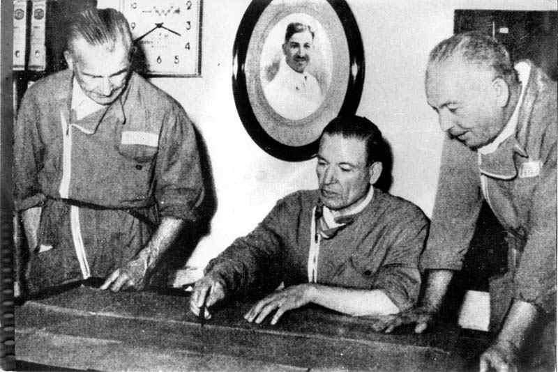 Bindo, Ernesto, Ettore Maserati 1932