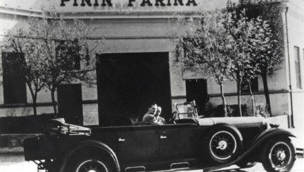 Prima Poza Prima Fabrica Pinin Farina