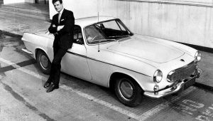 The Saint Roger Moore Volvo The Saint 1845900504