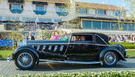 Castigator Best Of Show Isotta Fraschini Tipo 8A 1924