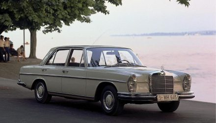 Mercedes W108 W109