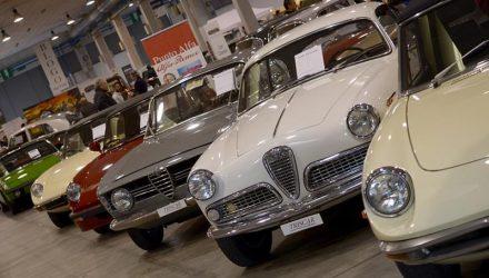 Salone Auto e Moto D'Epoca 2015 (2)