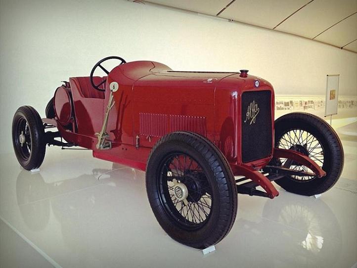 ALFA 40-60 Corsa 1914