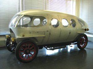 ALFA 40-60 HP Aerodinamica Castagna 1914