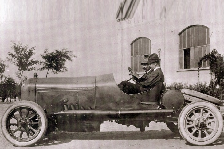 ALFA Grand Prix 1914