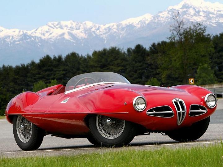 Alfa Romeo 1900 Disco Volante 1952 (2)
