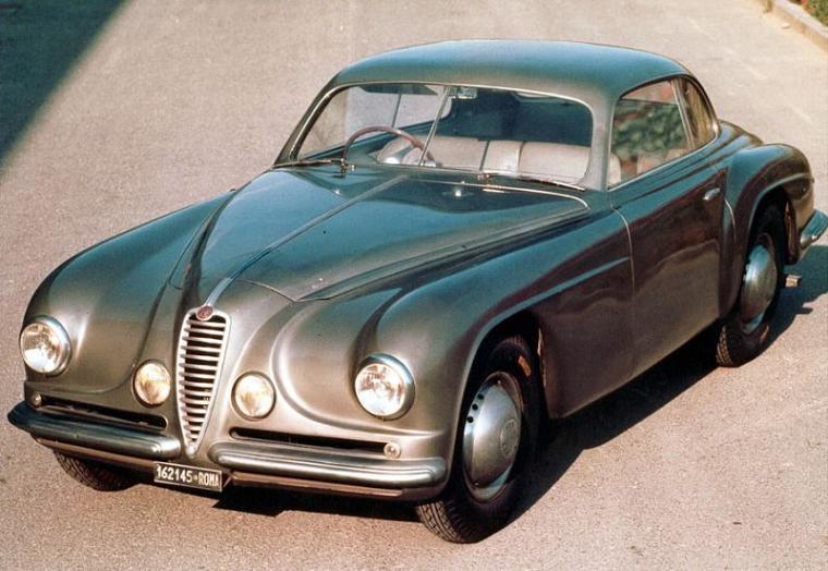 Alfa Romeo 6C 2500SS Villa D'Este