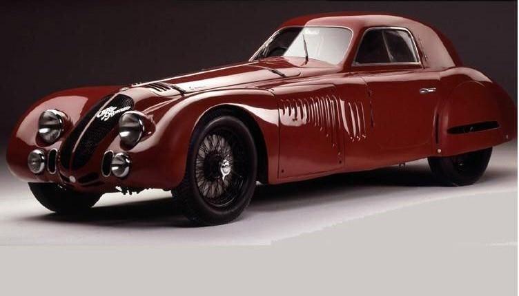 Alfa Romeo 8C 2900B Le Mans 1938