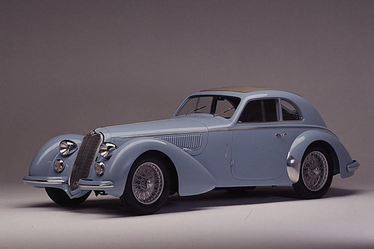 Alfa Romeo 8C 2900B Lungo 1935