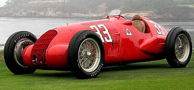 Alfa Romeo 8C 308