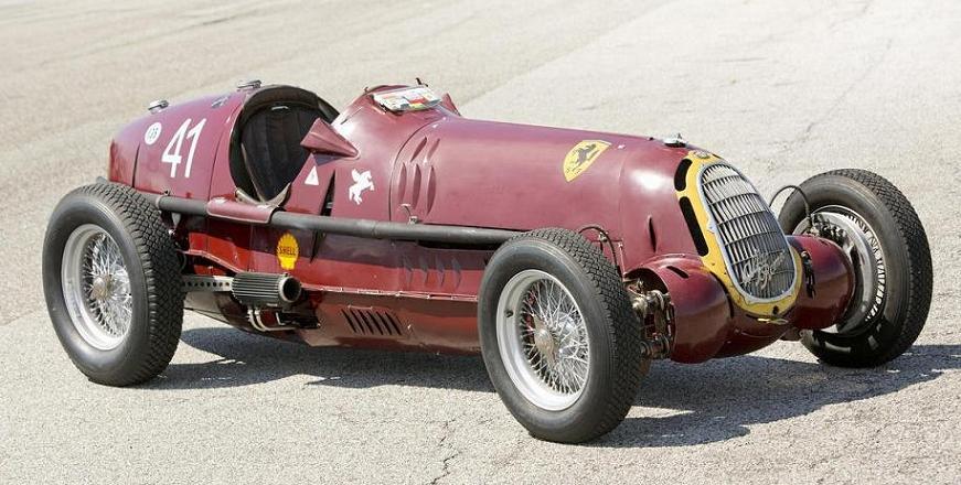 Alfa Romeo 8C 35 1936