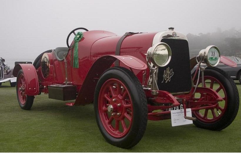 Alfa Romeo G1 Corsa 1921