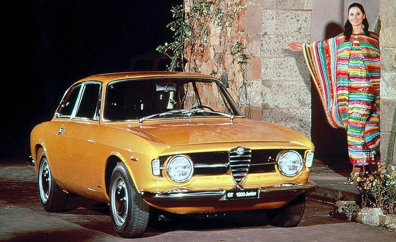 Alfa Romeo Giulia GT Junior 1966