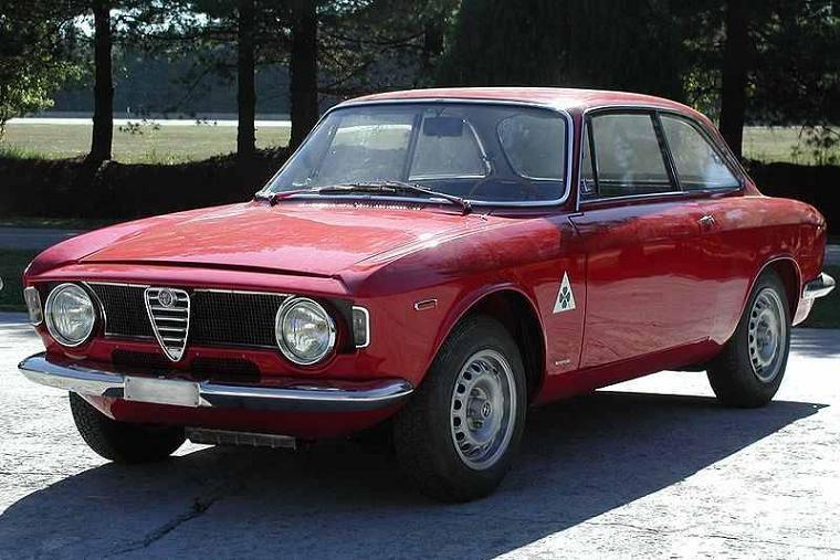Alfa Romeo Giulia Sprint GTA Stradale 1966
