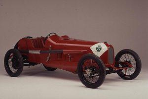 Alfa Romeo RL Targa Florio 1923