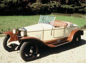 Alfa Romeo RM Sport 1923