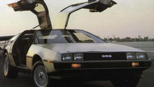 DeLorean DMC-12  1980