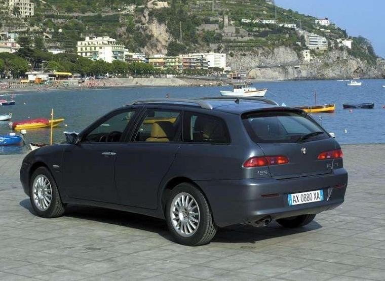 Alfa Romeo 156 Sport Wagon 2003