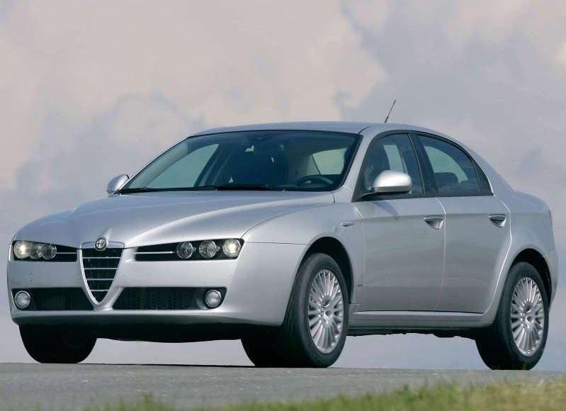 Alfa Romeo 159 Berlina 2005