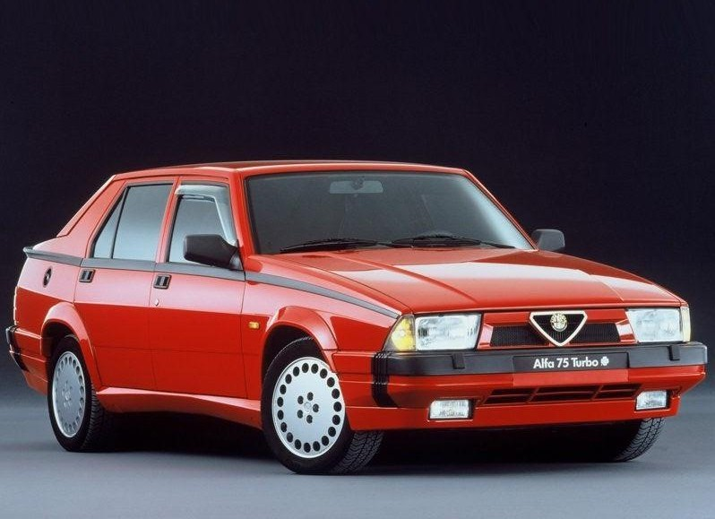 Alfa Romeo 75 Turbo QV 1990