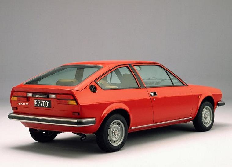 Alfa Romeo Alfasud Sprint 1976