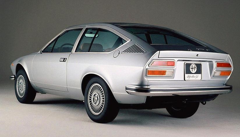 Alfa Romeo Alfetta Alfetta GTV 1976