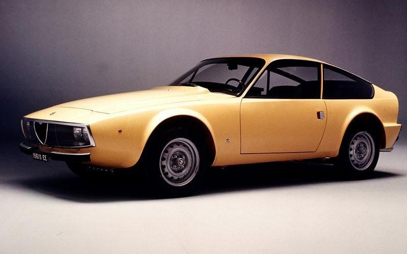 Alfa Romeo Giulia GT Junior Zagato 1969