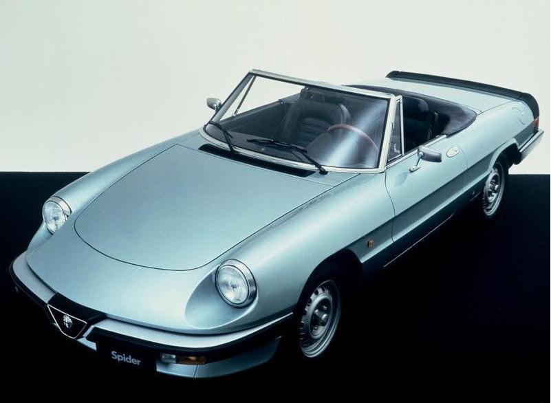 Alfa Romeo Spider 1982