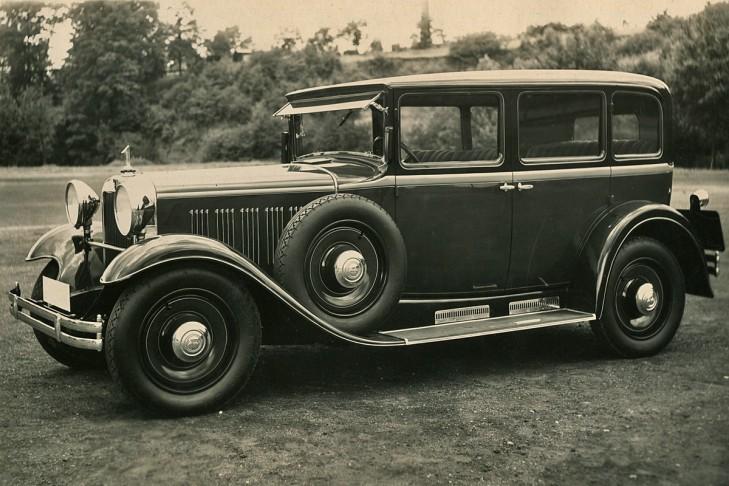 Audi Typ T