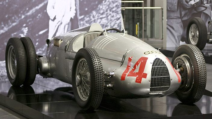 Auto Union Typ C 1939
